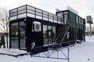 Двухэтажная кофейня Prime Time появилась на парковке «МЕГИ»