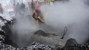 Авария в Бердске: целый Микрорайон остался без тепла