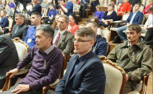 Отцы-одиночки Новосибирской области получили награды и 30 тысяч рублей