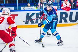 Защитника «Сибири» пригласили выступить за сборную страны