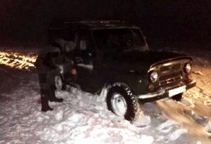 Спасатели Куйбышева спасли рыбака из снежного плена