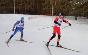 В первенстве Бердска 70-летние лыжники-любители обошли молодежь