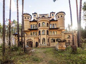Под Новосибирском продают замок за 135 миллионов