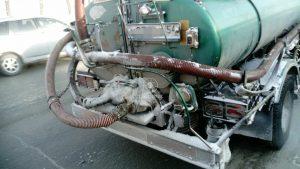 ДТП в Новосибирске устроили эвакуатор АСТ-54, хлебовозка и ассенизатор