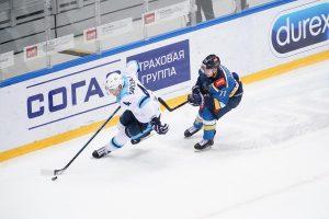 «Сибирь» уступила в гостевом матче ХК «Сочи»