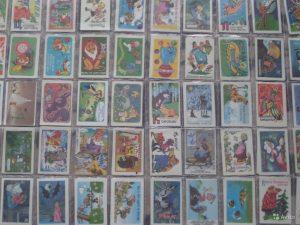В Новосибирске продают коллекцию календариков за 3 млн рублей