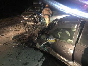 Смертельное ДТП на Гусинобродском тракте: погиб водитель «Тойоты»