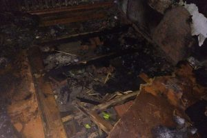 Две сестры-пенсионерки погибли на пожаре в Новосибирской области
