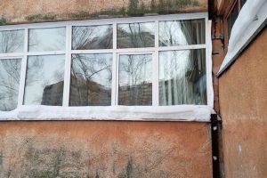 Прокуратура проверит новосибирский лицей с лопнувшими окнами