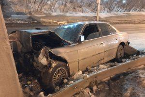 ДТП на Ипподромской — водитель сломал обе ноги