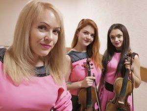 Две скрипачки покинули новосибирское трио Silenzium