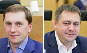Под санкции Украины на три года попали два новосибирских депутата