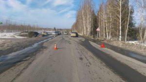 ДТП под Новосибирском: пострадал пятилетний ребёнок