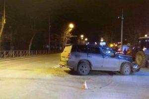 ДТП на Мочищенском шоссе: пострадали четыре человека