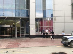 В Новосибирске ТРК «Ройял Парк» эвакуировали из-за сообщения о бомбе