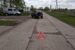 ДТП в Кочковском районе: водитель сломал бедро восьмилетнему велосипедисту
