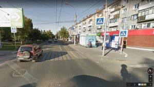 Сегодня в Новосибирске два ребенка пострадали в ДТП