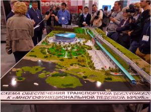 Эксперты предсказывают транспортный коллапс у нового ЛДС в Новосибирске