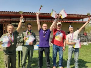 Новосибирские парапланеристы стали чемпионами СФО
