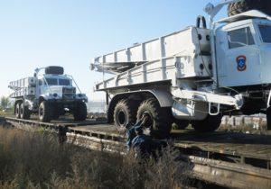 Паводок отрезал от большой земли деревню Мураши в Новосибирской области