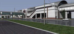 В Новосибирске начнутся работы на станции метро «Спортивная»