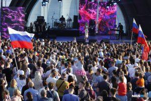 Певица Валерия призналась новосибирцам в любви