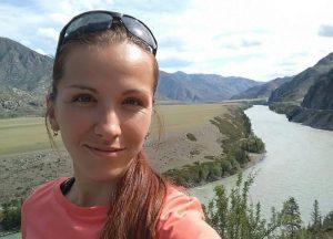 Новосибирск: пропавшую бегунью Елену Рухляду нашли живой