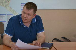 Новым директором УКСа Бердска стал Антон Антонов