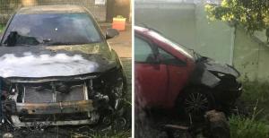 Новосибирская полиция нашла поджигателя машин по пробке от канистры