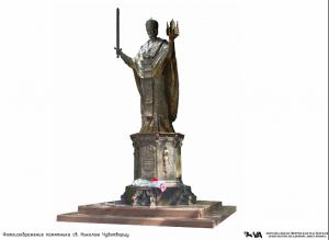 В центре Новосибирска РПЦ хочет поставить памятник Николаю Чудотворцу