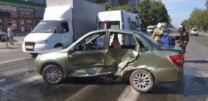 ДТП на Дуси Ковальчук: пострадал ребенок и двое взрослых