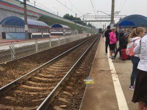 "Новосибирские электрички опоздали из-за поезда ""Адлер-Барнаул"""