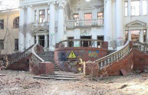 Заброшенный Речкуновский санаторий превратят в реабилитационный центр