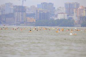«Сибирская волна»: 226 человек переплыли Обь