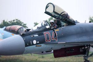 Идет репетиция авиашоу в Мочище - пилотов засняли споттингисты