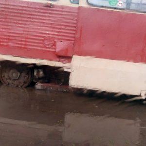 Второй день дождя: в Новосибирске затопило Ипподромскую и Красный проспект