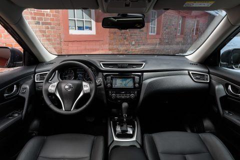 Новый Nissan X-Trail от официального дилера