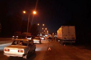 ДТП на Бердском шоссе - пострадали два человека