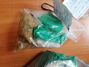 Полиция отняла пряники с марихуаной у молодого новосибирца