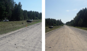 В Сузунском районе водитель «УАЗа» разбился насмерть