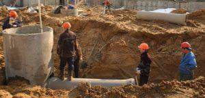 В Новосибирске начали закапывать опасный котлован на Журинской