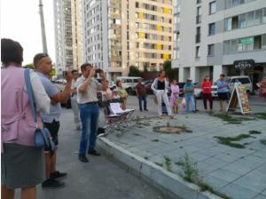 Круглосуточная пивная довела новосибирцев до акции протеста