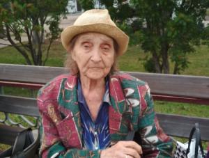83-летняя женщина в соломенной шляпе пропала в Новосибирске