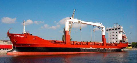Как проверить оборудование на грузовом судне