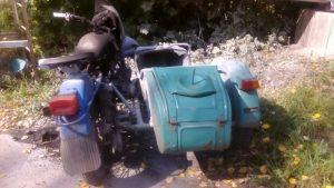 Мотоциклист насмерть разбился о столб в Новосибирской области