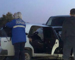 Смертельное ДТП под Новосибирском: погиб пассажир