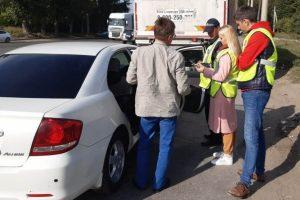 Водителя маршрутки без прав поймали в Новосибирске
