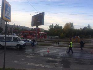 85-летний дедушка на «Жигулях» сбил женщину с ребенком в Новосибирске