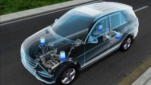 Особенности пневмоподвески автомобилей BMW