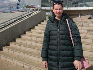 В Новосибирске нашли пропавшую женщину в зеленом пуховике